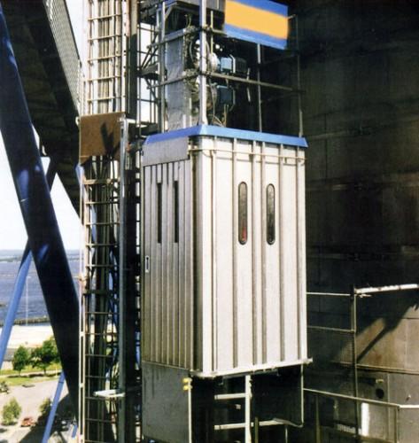Personnel Elevators - Concrete Silos - Hoffmann, Inc.