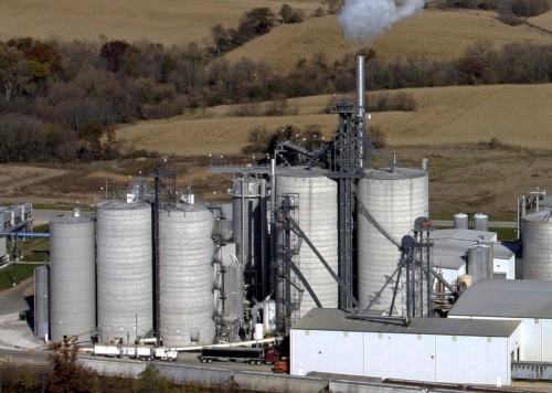 Biofuels/Ethanol - Concrete Silos - Hoffmann, Inc.