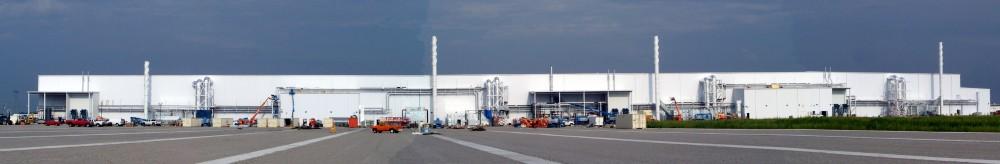 Carbon Steel Exhaust Stacks - Hoffmann, Inc.