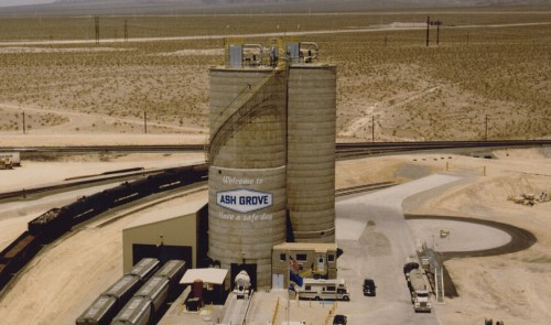 Cement Storage - Concrete Silos - Hoffmann, Inc.