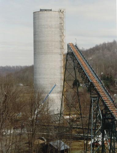 Coal Industry - Concrete Silos - Hoffmann, Inc