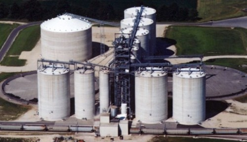 Concrete Silos - Additional Options - Hoffmann, Inc.