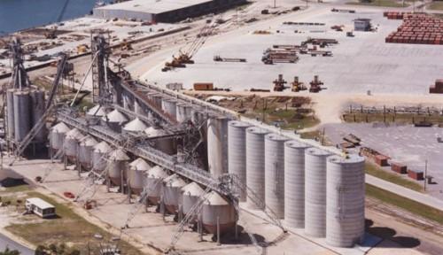 Concrete Silos - Materials Stored - Hoffmann, Inc.