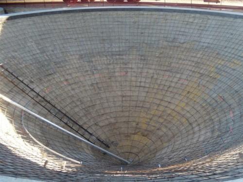 Cone-Shaped Concrete Challenge - Feature Project - Hoffmann, Inc.