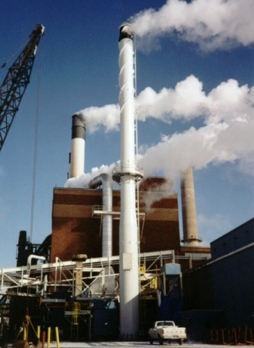 Ethanol - Renewable Energy Steel Stacks - Hoffmann, Inc.