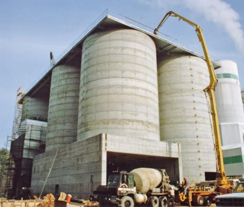 Kaolin - Concrete Silos - Hoffmann, Inc.