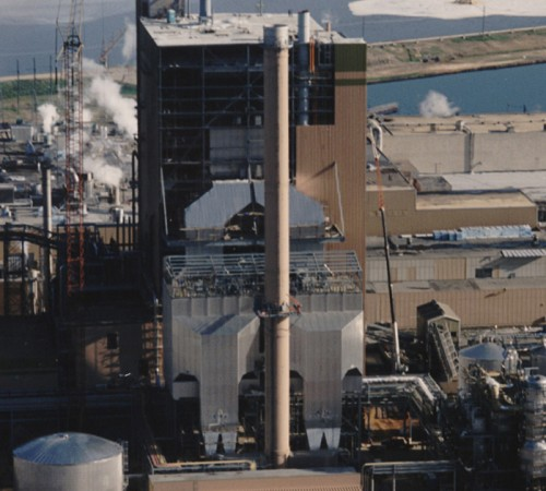 Pulp and Paper Chemical Recovery - Industrial Steel Stacks - Hoffmann, Inc.