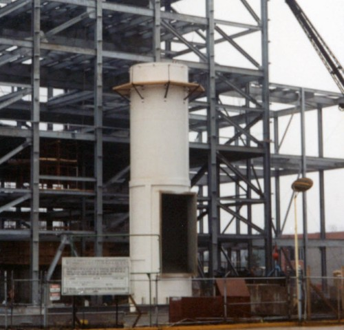 Pulp and Paper Industry - Insulated Steel Stacks - Hoffmann, Inc.