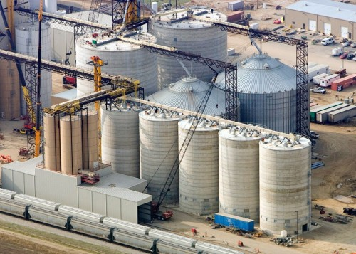 Reinforced Concrete Silos - Hoffmann, Inc.